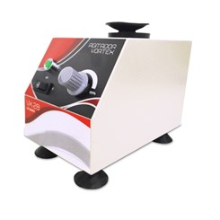 Agitador de Tubos tipo Vortex Velocidade de até 2.800 RPM