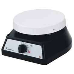 Agitador Magnético Sem Aquecimento 20 Litros Plataforma 18 cm 1800rpm Fisatom