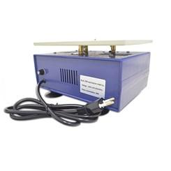 Agitador Tipo Kline Analógico Plataforma 22,4 x 15,2cm Velocidade até 230rpm