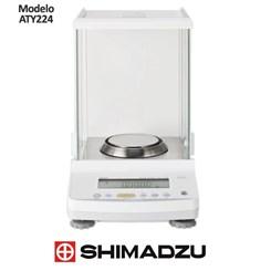 Balança Analítica 220gr 0,1mg (0,0001g) Unibloc  ATY224 Shimadzu