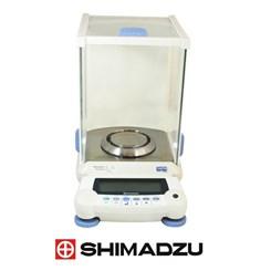 Balança Analítica 220gr  0,1mg (0,0001g) Unibloc  Com Calibração Interna Automática PSC  AUW220 Shimadzu