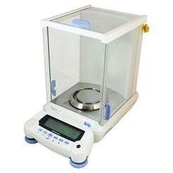Balança Analítica 320gr  0,1mg (0,0001g) Unibloc  Com Calibração Automática PSC  AUX320 Shimadzu