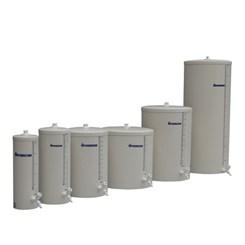 Barrilete de PVC Com Visor de Nível Graduado e Torneira