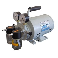 Bomba a Vácuo e Compressor  Vácuo Final 720 mmhg