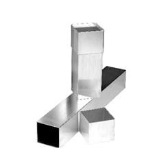 Caixa de Aço Inox Para Esterelizar Pipetas
