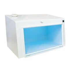 Câmara Asséptica em PVC Com Porta Deslizante, Lâmpada UV 254 NM