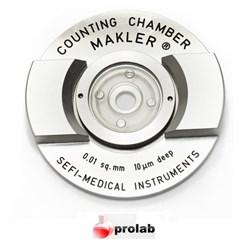 Câmara de Makler para Contagem de Espermatozoides