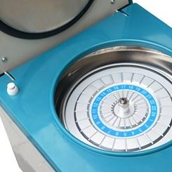 Centrífuga Para Microhematócrito Velocidade Até 12000rpm
