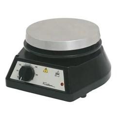 Chapa Aquecedora 18cm de Diâmetro Em Alumínio Temperatura 50 a 360ºC Fisatom