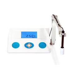 Condutivimetro de Bancada Faixa de 0,001 a 200,0 mS/cm Com Compensação Automática de Temperatura