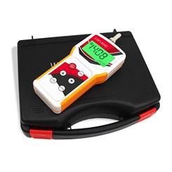 Condutivimetro de Portátil Faixa 0,001 a 200,0 mS/cm Com Compensação Automática de Temperatura