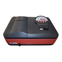 Espectrofotômetro Digital Com Faixa Visível de 325 à 1000nm
