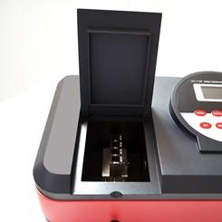 Espectrofotômetro Digital Faixa de 190 a 1100nm UV-VIS Automático e Largura de Banda de 2nm