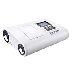 Espectrofotômetro Digital Faixa Uv-Visível Duplo Feixe Banda de Passagem Ajustável