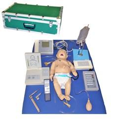 Manequim Bebê Simulador para Treino de ACLS