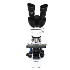 Microscópio Binocular Correção Infinita