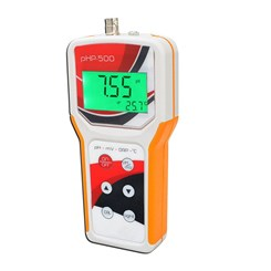 Phmetro Portátil  Faixa de PH 0 a 14 Com Sensor de Temperatura