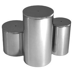 Picnômetro de Alumínio