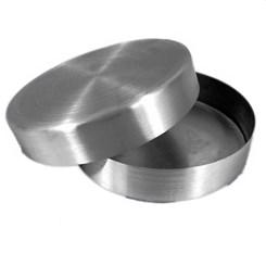 Placa De Petri de Alumínio
