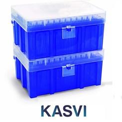 Ponteira Para Micropipeta Com Filtro Rack Estéril Livre de Dnase Rnase e Pirogênios