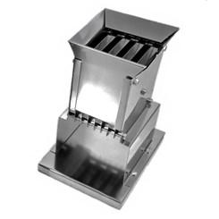 Quarteador de Amostras em Aço Inox 8 Planos