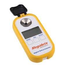 Refratômetro Digital Portátil Escala Mel 0-90% brix