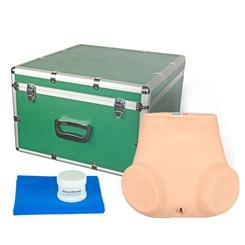Simulador Ginecológico com Útero Saudável e Patológicos