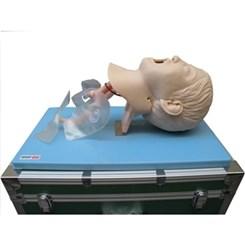 Simulador Infantil para Treino de Intubação Traqueal