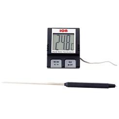 Termômetro Digital Portátil Com Sonda Tipo Espeto