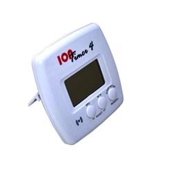 Timer Digital Para Laboratório 1 Canal Com Alarme